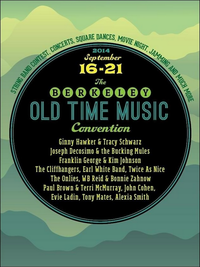 Berkeley Old Time Music Convention